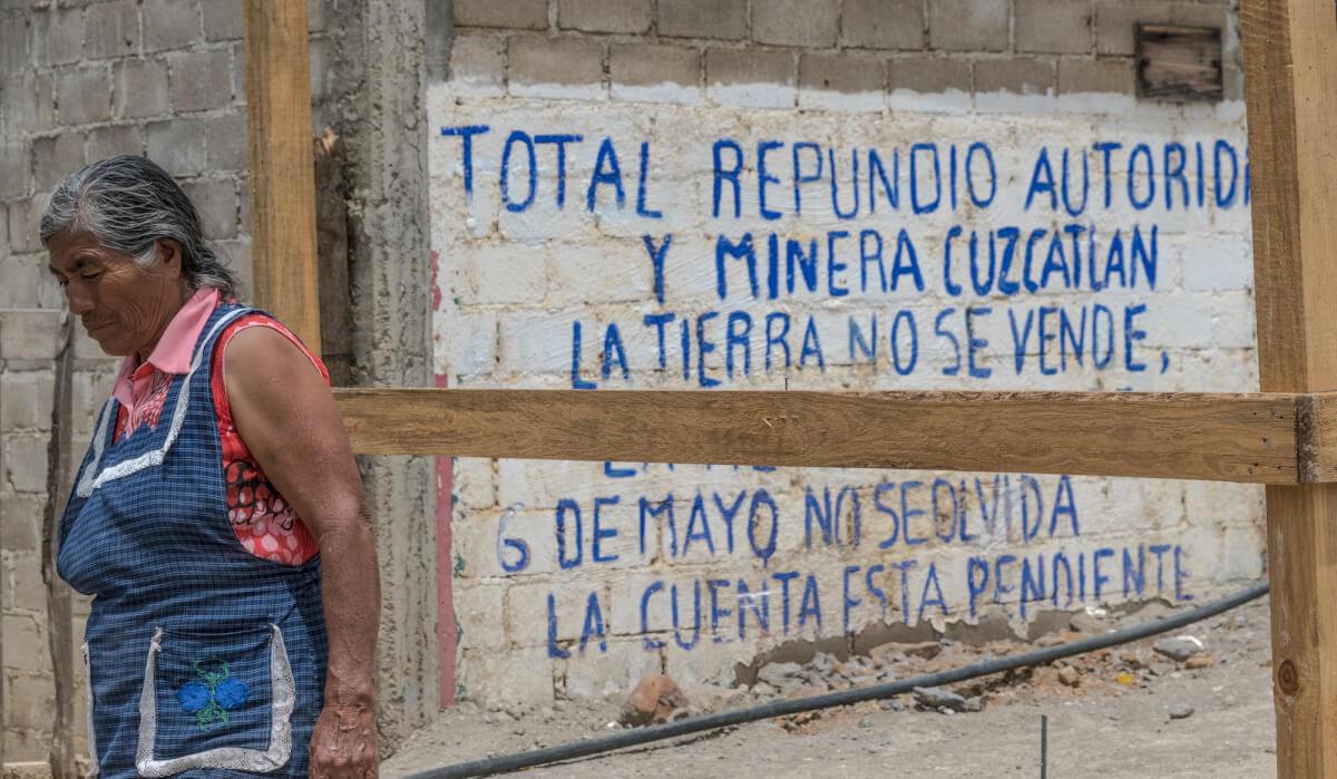 Con minería, ?Estado mexicano perpetúa las lógicas y prácticas coloniales?: zapotecas de Ocotlán