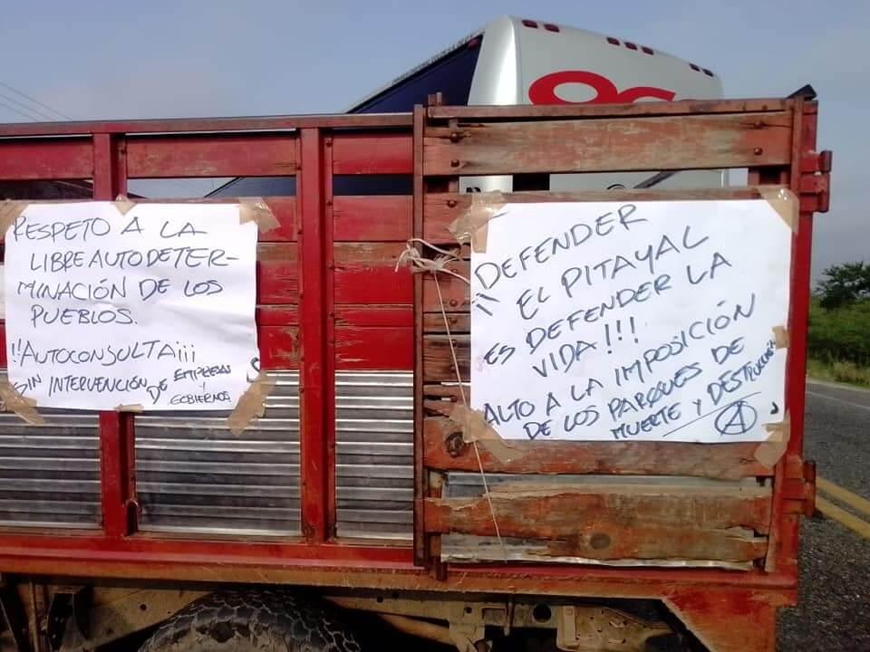Comunidad zapoteca rechaza consulta sobre parque industrial en el istmo