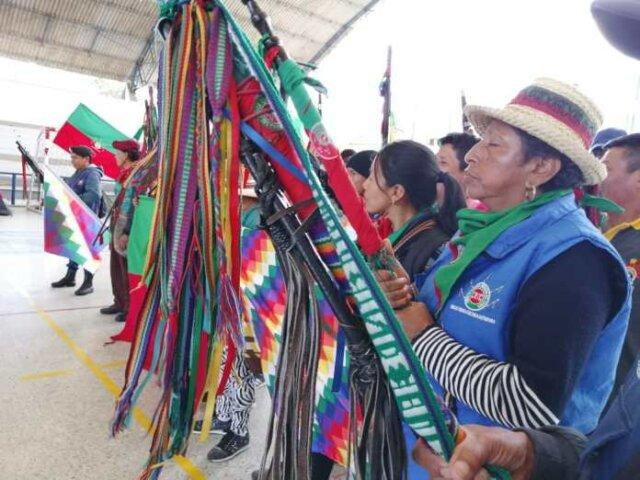 Guardia Indígena: Dignidad y solidaridad