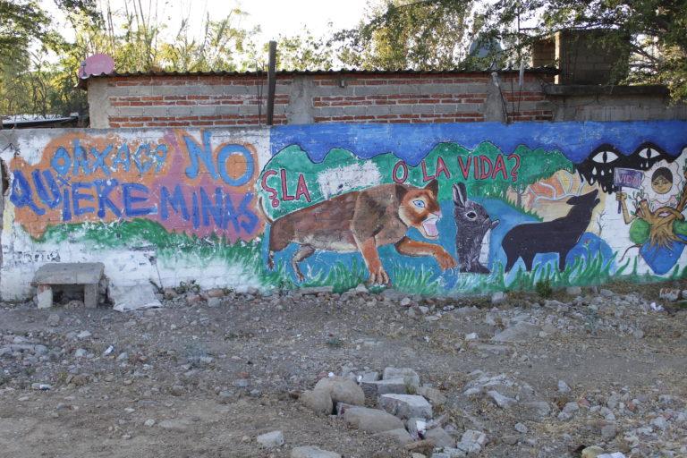 Comunidades zapotecas denuncian problemas de salud por minera en Oaxaca