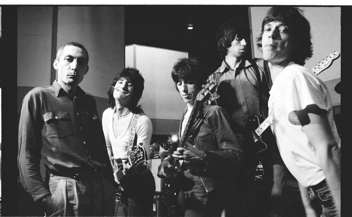 © redes sociales The Rolling Stones