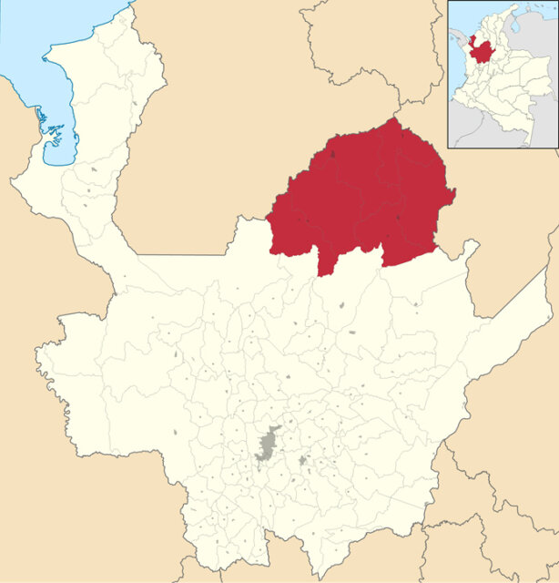 Bajo Cauca